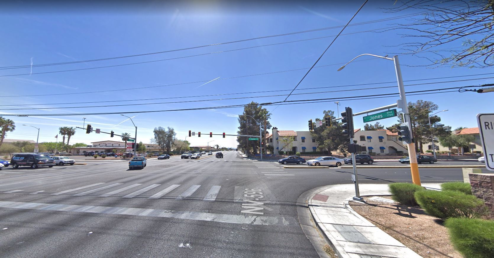 2019 Las Vegas Accident Map | Stats and Data | Cap & Kudler